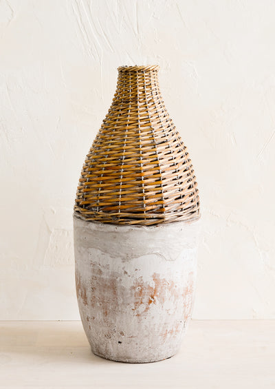 Porteau Distressed Vase
