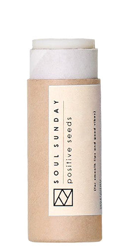 Positive Seeds Lip Balm - LEIF