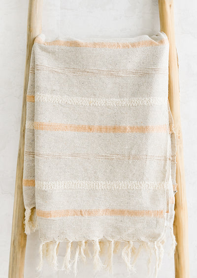 Prairie Woven Cotton Throw