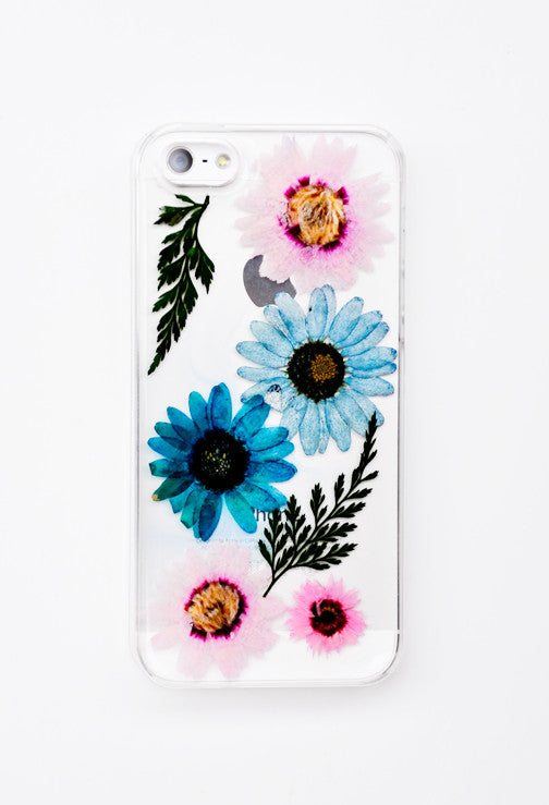 Pressed Flowers iPhone 5 Case