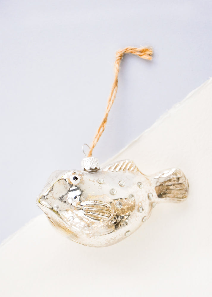 3: Puffer Fish Ornament in  - LEIF