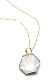 Quartz Prism Necklace
