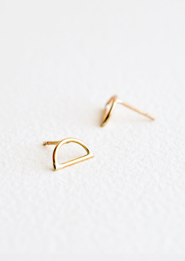 1: Demi Stud Earrings in  - LEIF