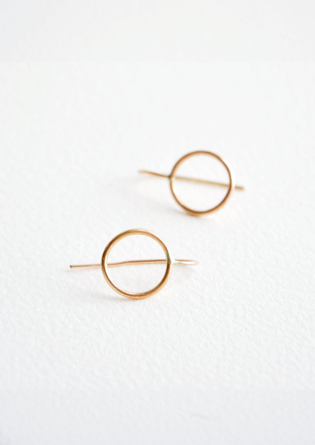 1: Ohs Earrings in  - LEIF
