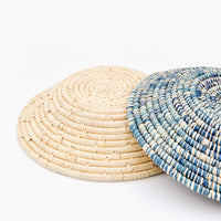Raffia Fruit Basket