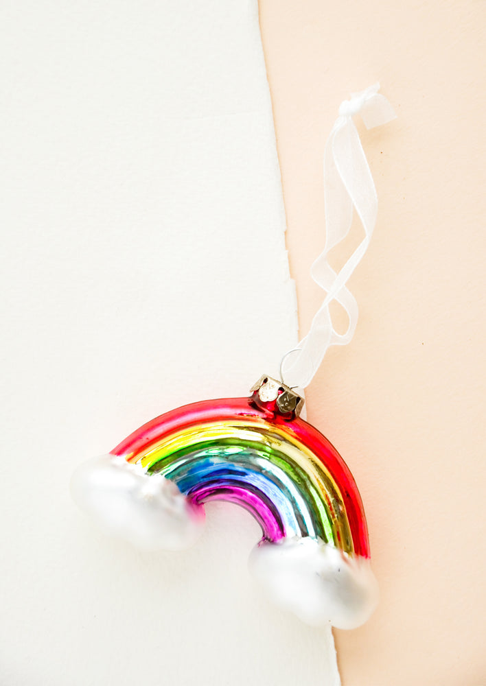 1: Rainbow Ornament