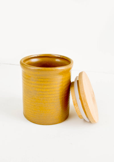 Ranchera Mini Ceramic Jar hover