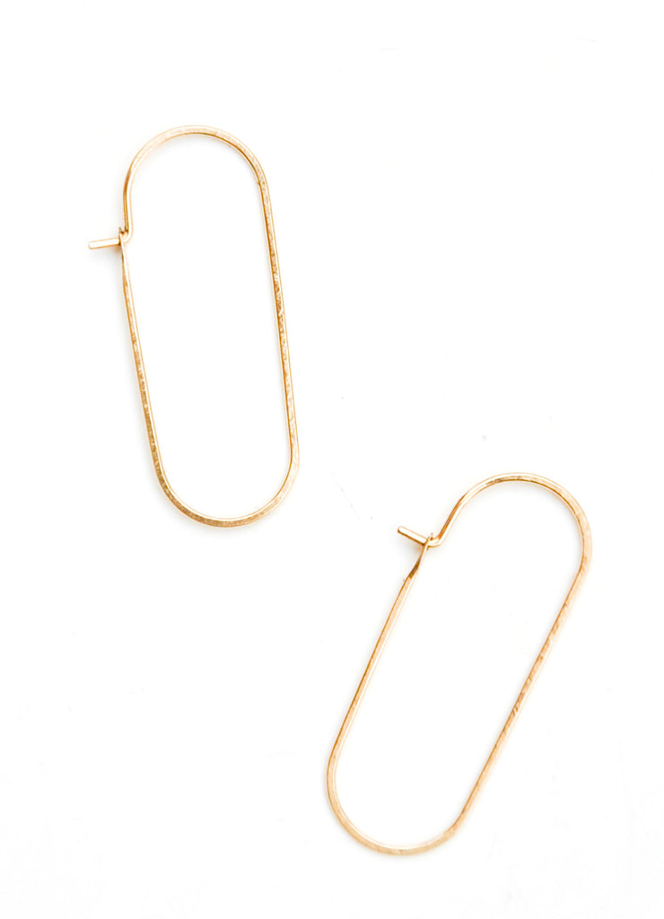 Circinus Hoop Earrings - LEIF