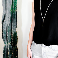 Quill Beaded Necklace - LEIF