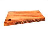 Live Edge Trapezoid Cutting Board
