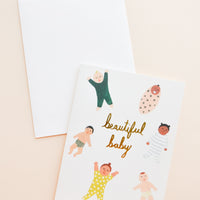 1: Bundled Babies Card