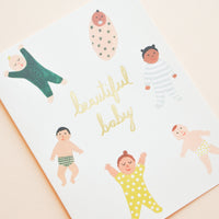 2: Bundled Babies Card
