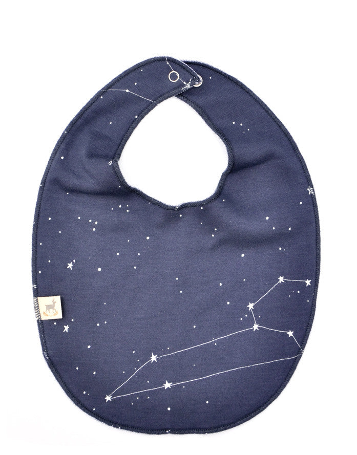 Constellation Print Bib