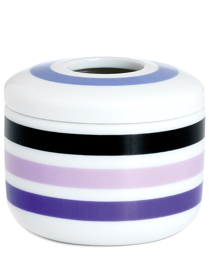 Ribbon Stripe Sugar Bowl - LEIF