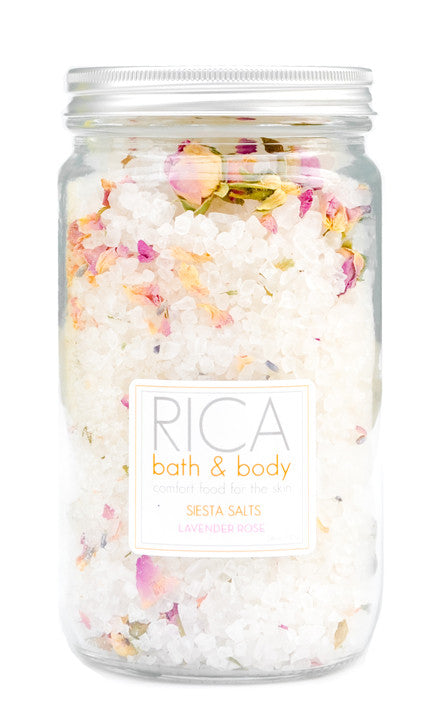 Siesta Bath Salts - LEIF