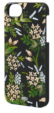 Forest Flowers iPhone 5 Case - LEIF