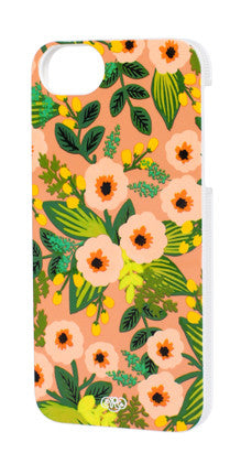 Peach Flower iPhone 5/5s Case - LEIF