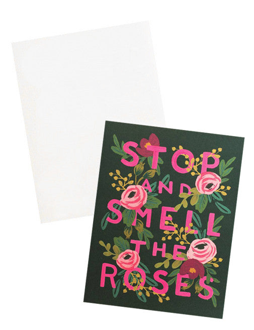 Stop & Smell The Roses Card Set - LEIF