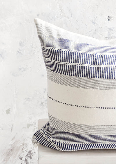 Riviera Embroidered Pillow hover