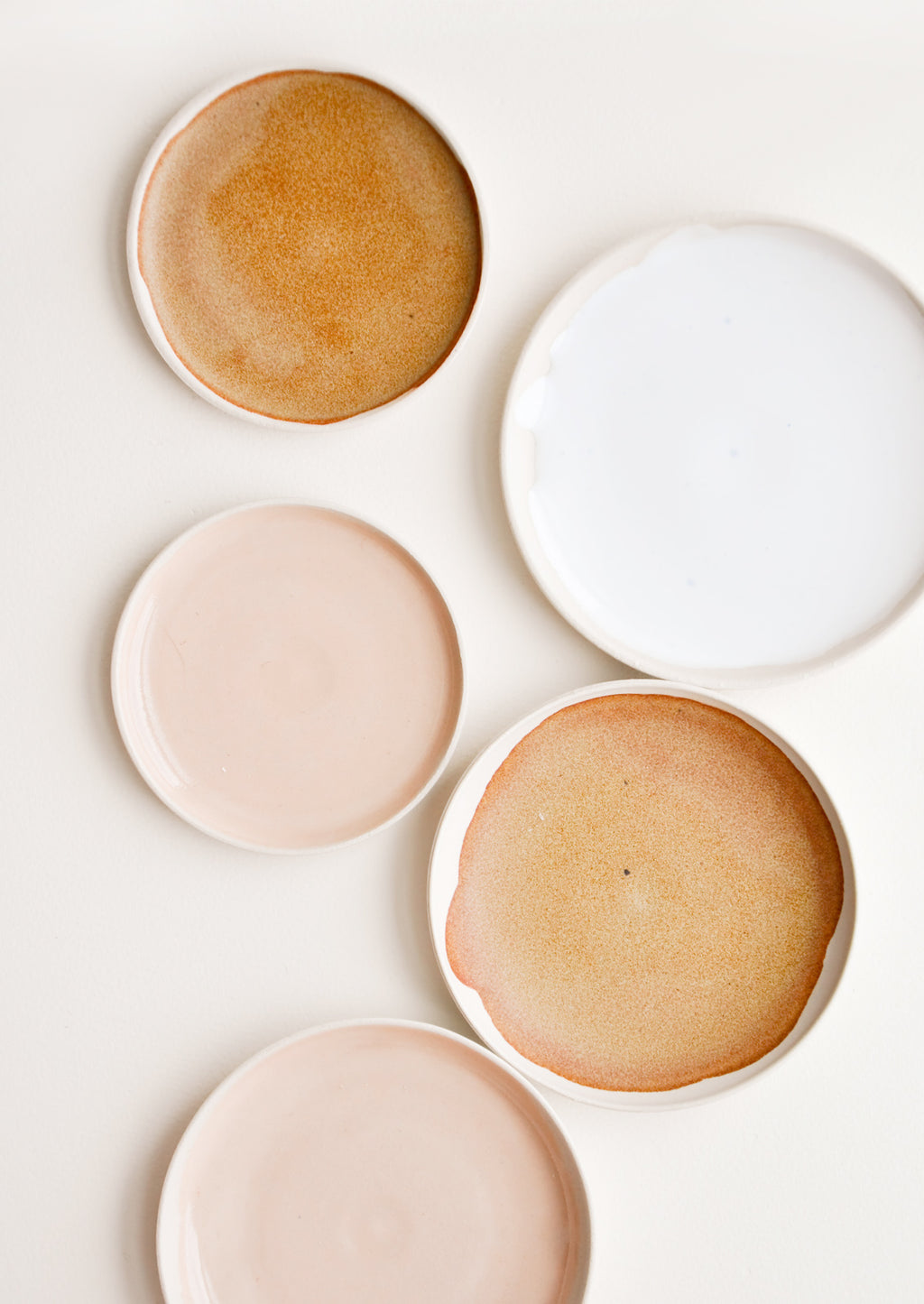 1: Nougat Ceramic Dish in  - LEIF