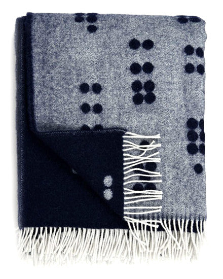 Wool Dot Throw - LEIF