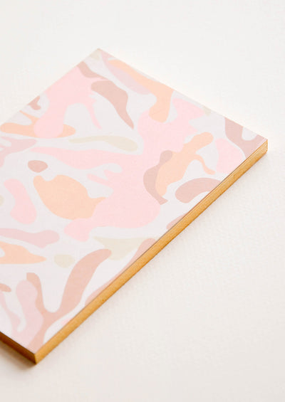 Rosy Camo Pocket Notebook Set hover