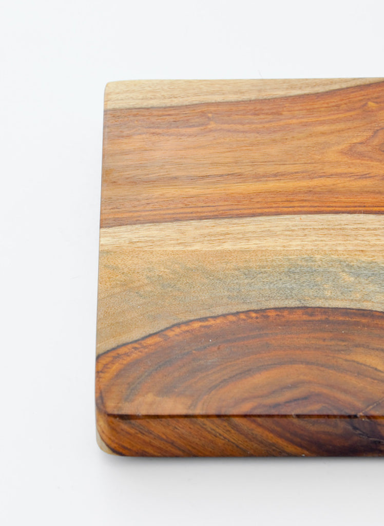 Rustic Sheesham Cutting Board
