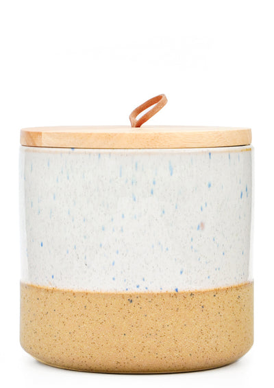 Sagebrush Ceramic Storage Jar