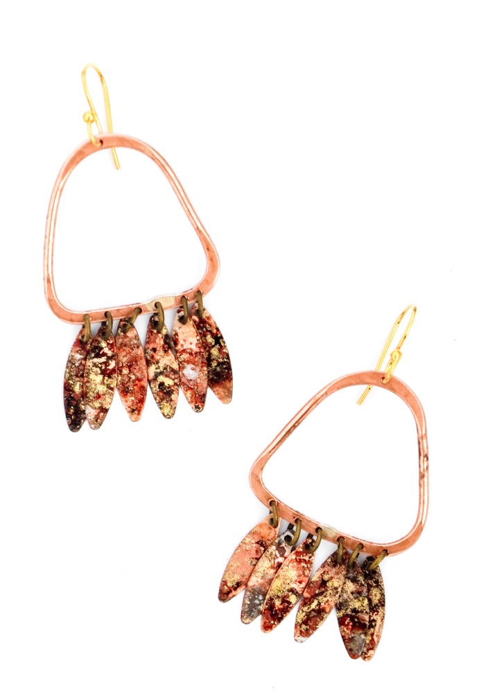 3: Sahara Earrings in  - LEIF