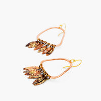 1: Sahara Earrings in  - LEIF