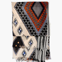 3: Sahara Wool Scarf in  - LEIF