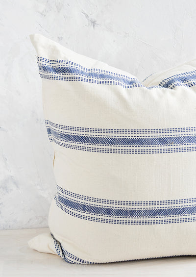 San Marcos Embroidered Pillow hover