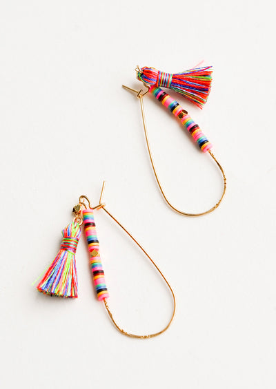 Sao Paolo Earrings in  - LEIF