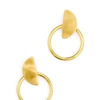 5: Satellite Convertible Earrings in  - LEIF