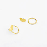 4: Satellite Convertible Earrings in  - LEIF