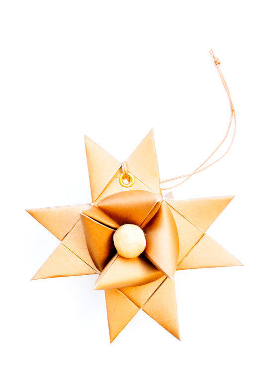 Scandinavian Star Ornament - LEIF