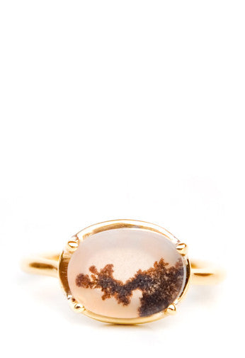 Scenic Agate Ring - LEIF