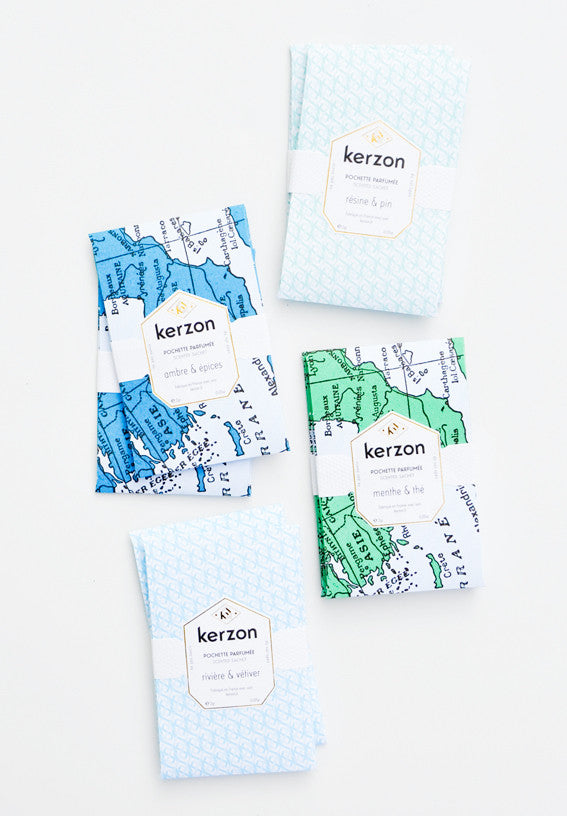 Scented Sachet Set - LEIF