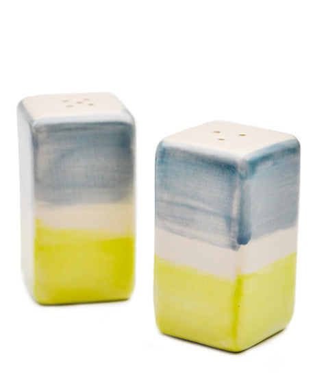 Sea Stroke Salt & Pepper Set - LEIF