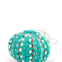 Stitched Sea Urchin Ornament - LEIF