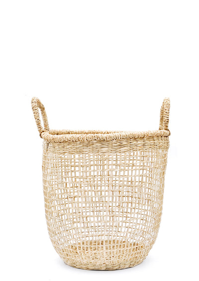 Nesting Seagrass Storage Basket