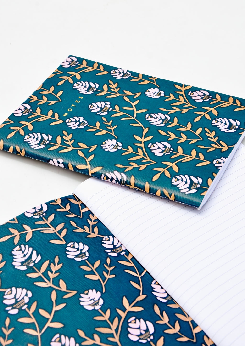 4: Wallflower Floral Notebook Set in  - LEIF