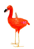 Sequined Flamingo Ornament - LEIF