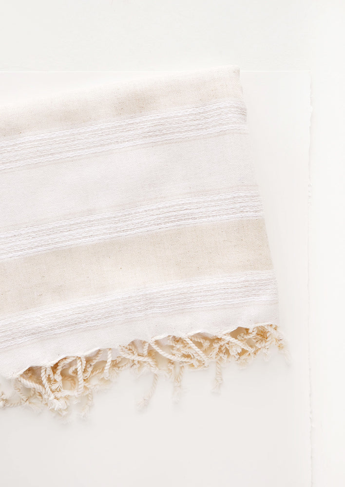 1: Seychelles Linen Turkish Towel in  - LEIF