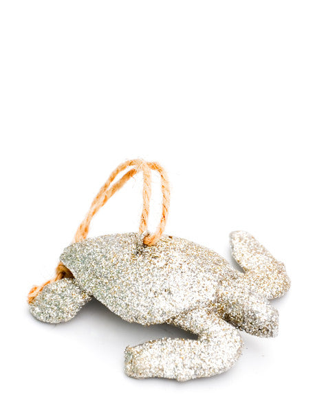 Shimmering Sea Turtle Ornament - LEIF