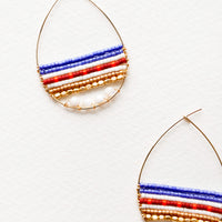 Shizuku Beaded Earrings