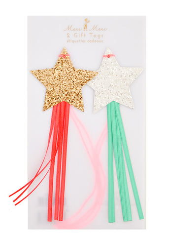 Shooting Star Gift Tags