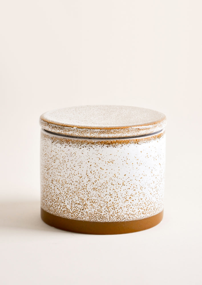 Shore Ceramic Storage Jar