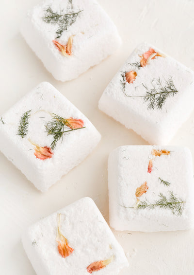 Botanical Bath & Shower Steamers