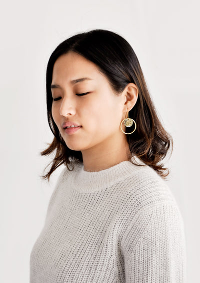 Planetary Earrings